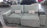 Sofa retratil 4 lugares
