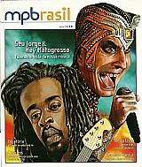 Ney matogrosso e seu jorge,   moska,   fazendo a festa,   revista mpbrasil,   dez./jan 2009 n 01