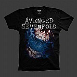 Camisetas de banda filmes e series
