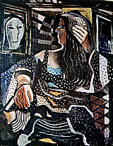 Mulher no espelho,  di cavalcanti
