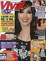 Anitta,    a rainha do funk que encanta seus fas,    revista viva nº 736