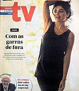 Vanessa giacomo e pagina da anitta,  realizei sonhos,  mas quero mais,  revista da tv 08-12-2013