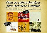 Radio mec,   obras da cultura brasileira para voce tocar à vontade