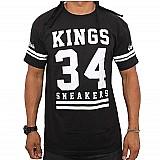 Camiseta kings sneakers premium 34