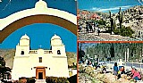 Quebrada de humahuaca,   tilcara (jujuy),   iglesias y paisajes tipicos de 11/10/1976
