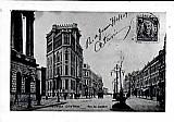 Avenida central,  hoje av. rio branco rj,  negativo (filme pxb de 7/12/1909)
