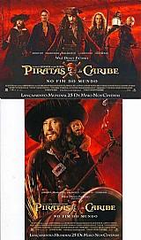 Piratas do caribe no fim do mundo,  (vertical e horizontal)