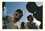 Cartã£o festa de nossa sra da ajuda,  cachoeira - ba de 1988