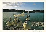 Oxala,  lagoa do abaete,  salvador,  ba 02/1988