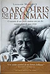 Livro o arco-iris de feynman leonard mlodinow