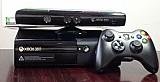 Xbox 360 500 gb   kinect - semi novo