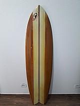 Prancha de surf fish 65