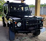 Land rover defender 110 ano 2000.