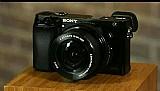 Camera sony a6000   kit completo para montar seu estudio!!!