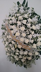 Central coroas de flores 24h
