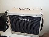 Amplificador de guitarra meteoro mgv30 - 100% valvulado