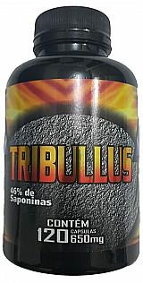 Tribulus terrestris suplemento natural 650mg 120 caps   frete gratis