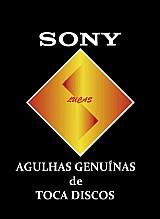 Agulha sony nd 250 g toca discos sony pslx 510/710