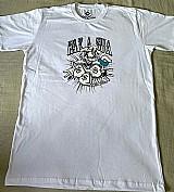 Camisetas masculinas ( all can ) 100% algodão