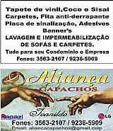 Lavagemde sofa e impermeabilizacao em brasilia