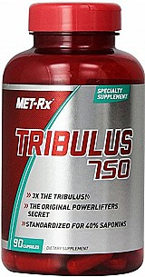 Tribulus 750mg 90 capsulas met-rx