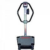 Maquina de ginastica plataforma vibratoria triplanar athletic advanced 900vm,  nova