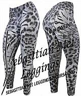 Roupas femininas - leggings fitness - academia