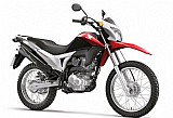 Consorcio moto honda bros 0km flex partida,  freios a disco