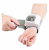Medidor de pressao arterial pulso digital