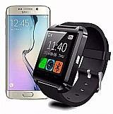 Relogio bluetooth celular smart watch u8 android iphone 5 6 s5 no