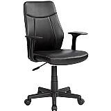 Cadeira presidente giratoria,  regulagem de altura e apoio