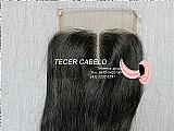 Protese capilar feminina front closure    front 01e