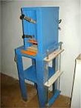 Maquina de fazer chinelos curso