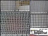 Telas onduladas - fabricacao propria em atibaia e regiao