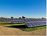 Empresa geradora de energia solar (parque solar sistema fv)