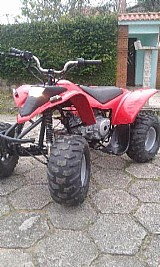Quadriciclo 100 cc