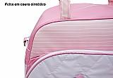 Kit de bolsa maternidade luxo com 2 pecas