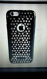 Capa especial para iphone 6/6s ultimas unidades cor preto
