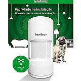 Central de alarme monitorada amt 2008 rf intelbras