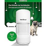 Kit alarme seguranca intelbras residencial casa comercial sem fio