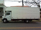 Transportes mudancas fretes caminhao bau ou caminhonet carroceria