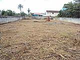 Terreno aterrado murado pronto para construir praia itapoá sc.
