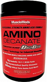 Amino decanate - musclemeds (360g)