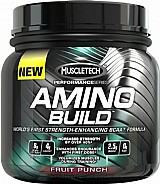 Amino build - muscletech (261g)