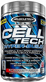 Cell tech hyper-build - muscletech (482g)