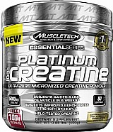 Platinum 100% creatine - muscletech (400g)