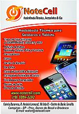 Assistencia tecnica multimarcas para celular e tablet