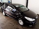 Peugeot 307 sedan cor preta 2010 com pouca km 42 mil apenas