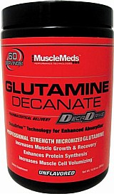 Glutamine decanate - musclemeds (300g)