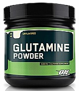 Glutamine powder - optimum nutrition (600g)